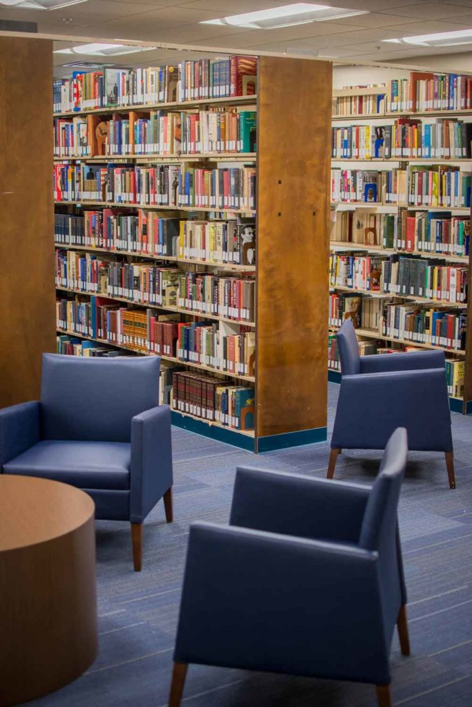 Library – Reinhardt University