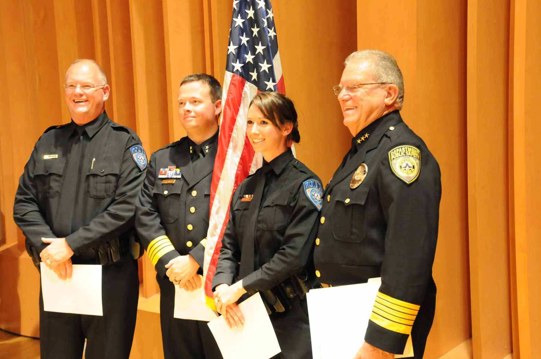 police-graduation