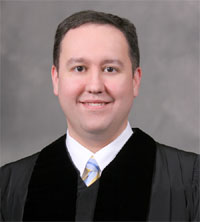 Justice Keith R. Blackwell of the Supreme Court of Georgia