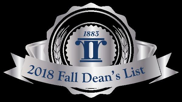 2018-Fall-Deans-List-Logo