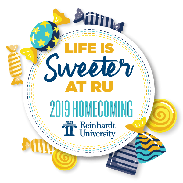 life is sweeter homecoming graphic