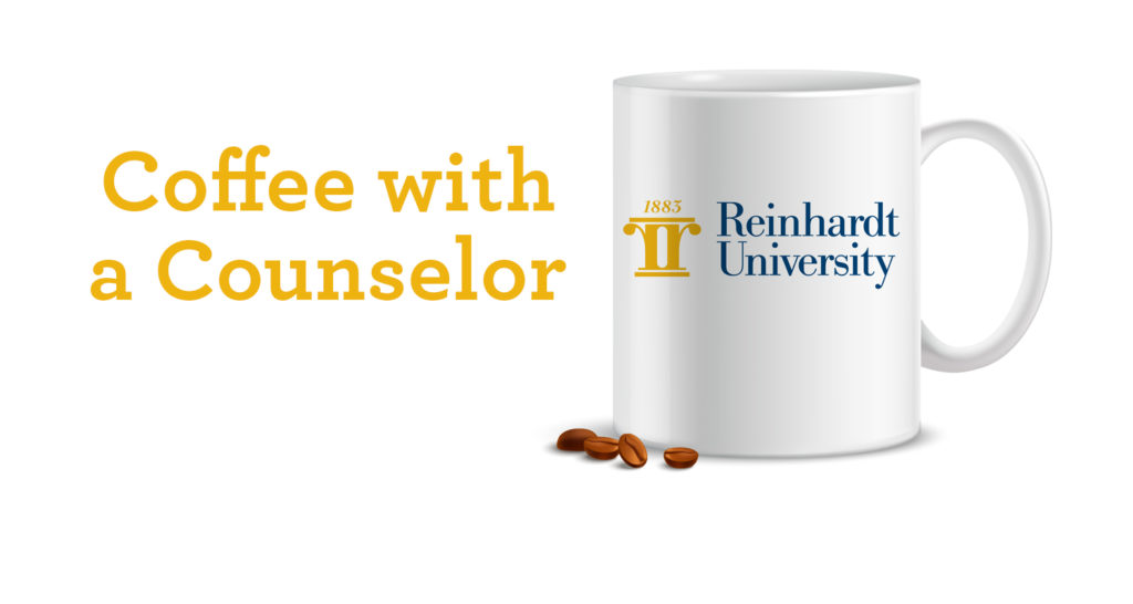 coffee with a counselor admissions