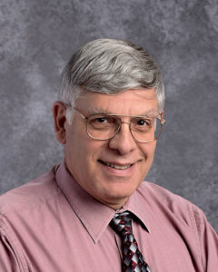 Head shot of Dr. Fred Fortunato