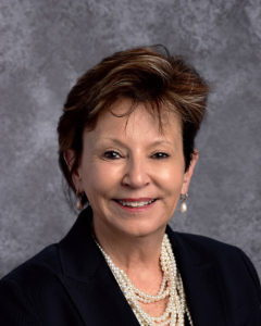 Head shot of Dr. Nancy Marsh