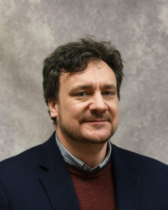 head shot of Dr. Jonathan Good
