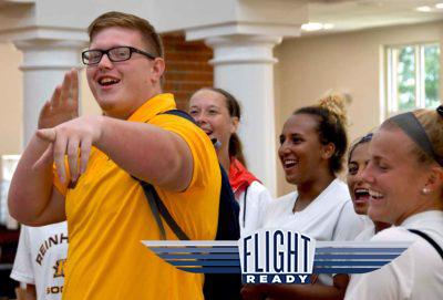 Student_flight